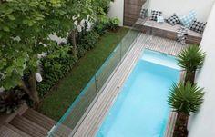 Mini piscine / small pool / via Lejardindeclaire