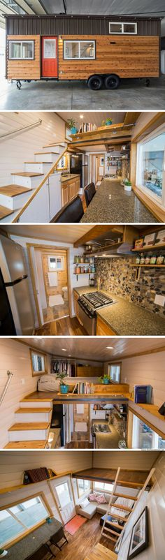 The Big Freedom tiny house