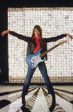 The original YeYe girl and composer, Mlle Françoise Hardy.