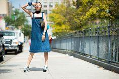 New York Fashion Week Spring 2015 - New York Fashion Week Primavera 2015 Day 2