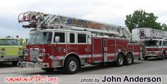 San Antonio Ladder 46 (Pierce)