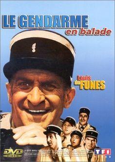 Le Gendarme en balade DVD ~ Louis de Funès