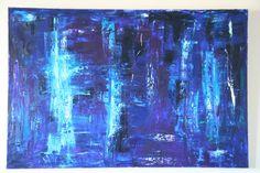 Blue av Line Forsmo