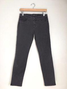 JOE'S JEANS Vintage Reserve Slouched Slim Skinny Jeans Grey 27 $189 #188 #JoesJeans #SlimSkinny