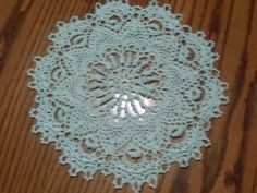 Jennifer Pattern by Patricia Kristofferson, fron book one, Victorian Spiral Doilies.