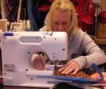 Learn to Sew with Jenny at Hancock in Salisbury, MD. Click on the picture for a class schedule link.