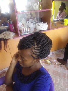 Mohawk Braid Styles, Hair Styles, Cornrows, Braids, Goal, Your Style, Dreadlocks, African, Tips