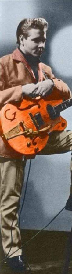 393 Best Eddie Cochran Images On Pinterest Rock Roll