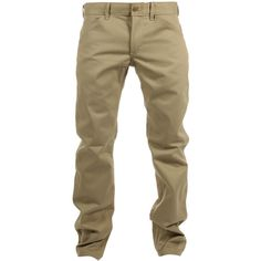 Woolrich Jeans. Woolrich Roundhouse Workwear Khaki Jeans ($99) ❤ liked on Polyvore featuring jeans, pants, bottoms, men, woolrich, brown jeans, khaki jeans and woolrich jeans