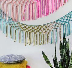 TOP 10 Macrame Projects to DIY This Summer