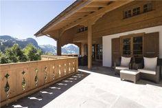 Swiss Chalet Exterior