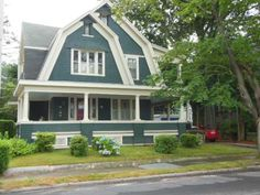 1000 images about exterior dutch colonial on pinterest for Dutch colonial house for sale