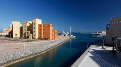 El Gouna, Egypt, Canal, Beach, Middle East (Credit: http://www.travelandleisure.com/articles/worlds-most-beautiful-canal-cities)