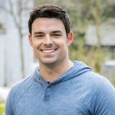 Jesse Hutch [Cedar Cove; Harvest Moon; Let it Snow; Becoming Santa; My Boyfriends' Dogs; How to Fall in Love]