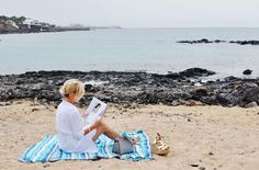 Ocean, Lanzarote, white, dress. women, fashion, summer,