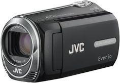 USE: JVC GZ-MS230 Camcorder Black