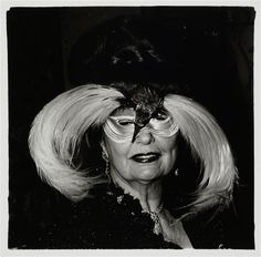 """:: Diane Arbus :: """"I really believe there are things nobody would see if I didn't photograph them."""" - Diane Arbus,"""