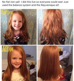 Check out these real results with MONAT. Kid safe. All natural, Made in the USA. Save 15% by becoming a VIP