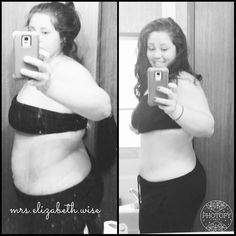 From depressed unhappy unhealthy and with my self-esteem at an all time LOW to TODAY-happy consistent confident and working DAILY at this healthy journey! In July of this year I started low carb drinking Shakeology daily & hittin' 21 day fix workouts. I had tried it before but quit because I used to quit when things weren't easy for me anymore. I used to make a million excuses and that's what got me gaining and losing the same 20 lbs for a year-post baby # 2. And then...Something changed…
