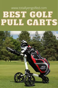 A golf push cart can be a pretty handy golfing tool. Not only will it help your carry your equipment easily and quickly, but it can offer you additional exercise benefits that you may not have considered. Golf Push Cart, Benefits Of Exercise, Helpful Hints, Pretty, Useful Tips