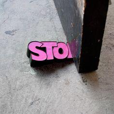 Stop Door Stop