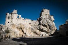 Castillo de Zuheros Córdoba by marjimen #fadighanemmd