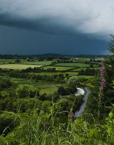Clashganny Lock, Co. Wicklow, Ireland.༺❀༺
