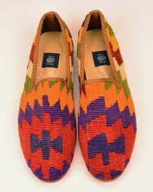 WOOL LOAFER Size 12 #ResIpsa #Kilim #Loafer #Shoes #Slippers #ResIpsaUSA #MensFashion