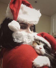 Ghost Santa Clause