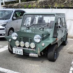 Mini Moke Custom #mini #minimoke #moke #classicmini #classiccar #vintagecar #retrocar #historiccar #oldtimer…