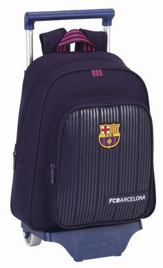 Safta Futbol Club Barcelona 611678020 Mochila Infantil: Amazon.es: Equipaje Ariadne Diaz, Fc Barcelona, Club, Room, Totes, Kids Backpacks, Baggage, Coin Purses, Bedroom