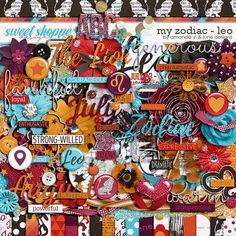 My Zodiac - Leo by Amanda Yi & Juno Designs