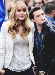 Jennifer Lawrence / Josh