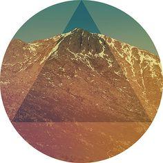 SpaceShip Mountain #dailyconceptive #diarioconceptivo
