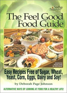 The Feel Good Food Guide by Deborah Page Johnson. $0.25. Publisher: New Page Production Inc (December 1997). Publication: December 1997