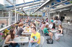 Best Rooftop Patios in Toronto