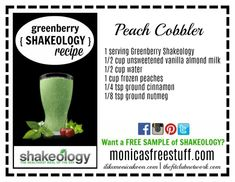Greenberry Shakeology, Shakeology Shakes, Chocolate Shakeology, Protein Shake Recipes, Protein Smoothies, Fruit Smoothies, Milkshake Recipes, Protein Shakes, Organic Almond Milk