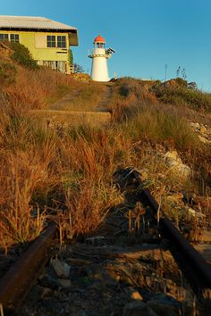 My local lighthouse. Cape Cleveland, Queensland.