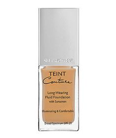 Givenchy Teint Couture Long-Wearing Fluid foundation - love this for my combination skin!!!!