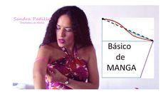 Aprende con SANDRA PADILLA : Patrón Básico de MANGA