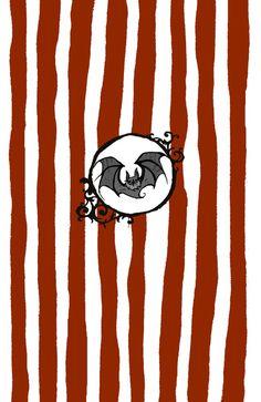 Little Vampire Art Print by Abigail Larson Wallpaper Backgrounds, Phone Backgrounds, Iphone Wallpapers, Abigail Larson, Vampire Art, Witch Art, Creepy Art, Halloween Wallpaper, Halloween Art