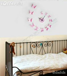 DIY Wall Clock Ideas - MB Desire DIY Ideas