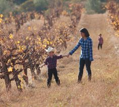 Getting Down and Dirty | Edible Feast via Edible Sacramento #edibletraditions #localwine