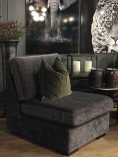 Decor, Furniture, Ottoman, Chair, Home, Couch, Home Decor