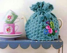 Bonito bolso a crochett