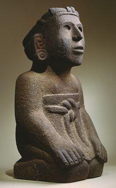 Figura femenina [México; Azteca] (00.5.16) | Heilbrunn Cronología de la Historia del Arte | El Museo Metropolitano de Arte