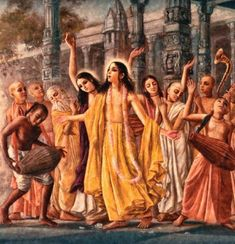 Giriraj Swami: Today is the disappearance day of Srivasa Pandita, one of the members of the Panca-tattva: sri-krsna-caitanya prabhu-nityananda sri-advaita gadadhara srivasa. In describing the Caita…