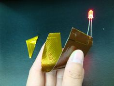 Huge Game Changer For Wearable Technology - Indestructible Batteries