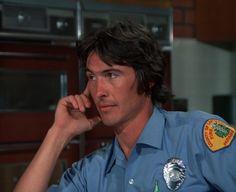 My Fav Paramedic/Fireman 1970s Tv Shows, Old Tv Shows, Larry Wilcox, Randolph Mantooth, Paul Michael Glaser, Don Johnson, Big Crush, Pretty Men, Vintage Photos