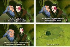 Avatar: The Last Airbender, Iroh & Zuko